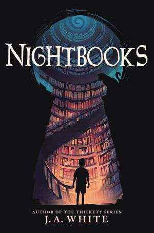 Nightbooks book image