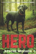 Hero: Rescue Mission Hardcover  by Jennifer Li Shotz