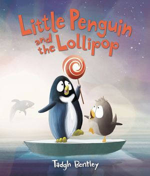 Little Penguin and the Lollipop book image
