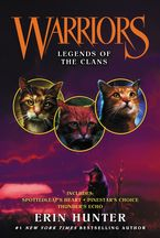 Warriors: Legends of the Clans Paperback  by Erin Hunter