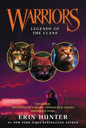 Warriors legends of the clans erin hunter e book cover image warriors legends of the clans fandeluxe Document