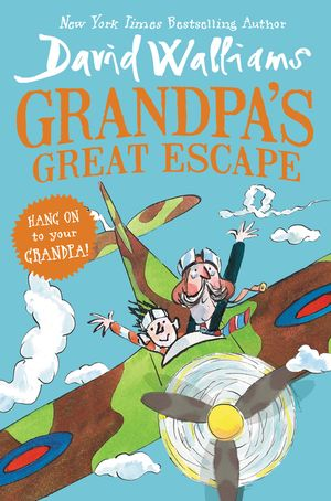 Grandpa's Great Escape book image