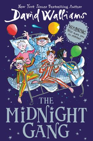 The Midnight Gang book image