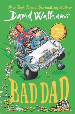 Bad Dad book image