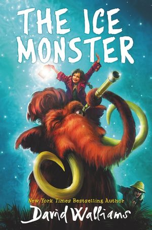 The Ice Monster book image