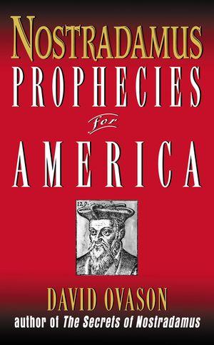 Nostradamus book image