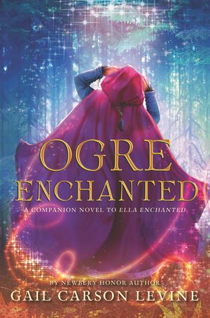 Ogre Enchanted book image