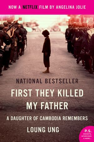 First They Killed My Father Movie Tie-in book image