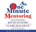 One Minute Mentoring CD