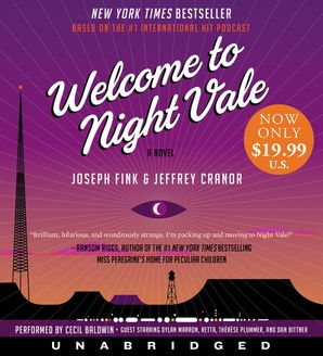 Welcome to Night Vale Low Price CD