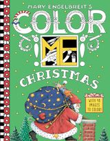 Mary Engelbreit's Color ME Christmas Coloring Book