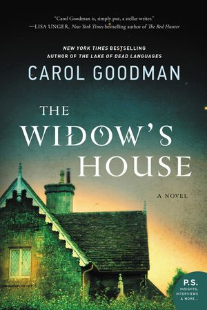 The Widow's House book image