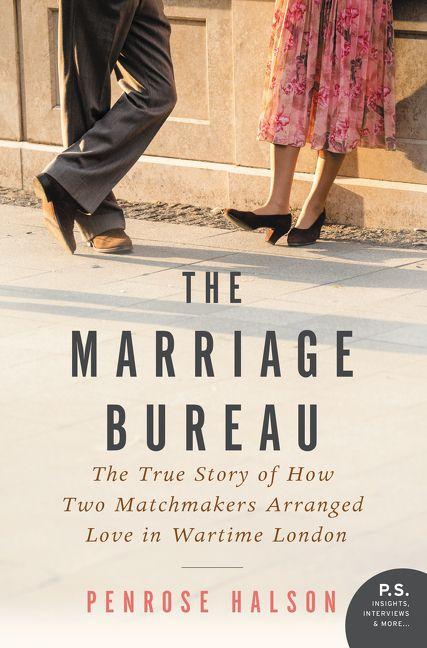 The Marriage Bureau - Penrose Halson - Paperback