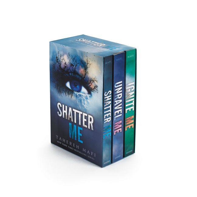 Shatter Me Full Book