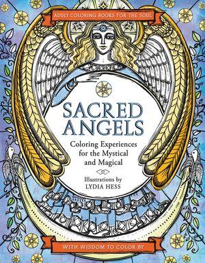 Sacred Angels book image