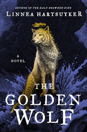 The Golden Wolf book image
