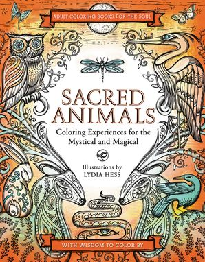 Sacred Animals Paperback  by Lydia Hess