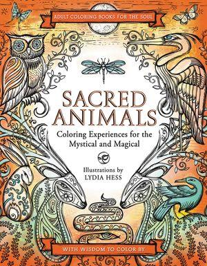 Sacred Animals book image