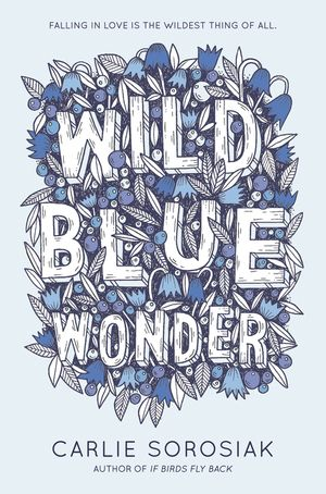 Wild Blue Wonder book image