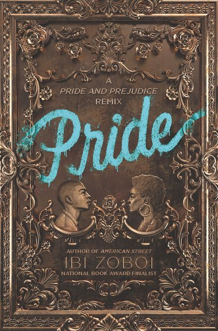 Image result for pride ibi zoboi book cover