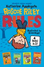 Roscoe Riley Rules 4 Books in 1!