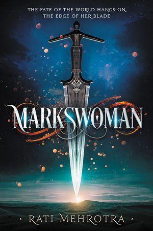 Markswoman book image