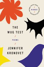 The Wug Test Paperback  by Jennifer Kronovet