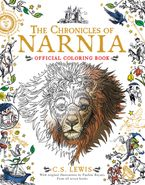 The Chronicles of Narnia Official Coloring Book Paperback  by C. S. Lewis