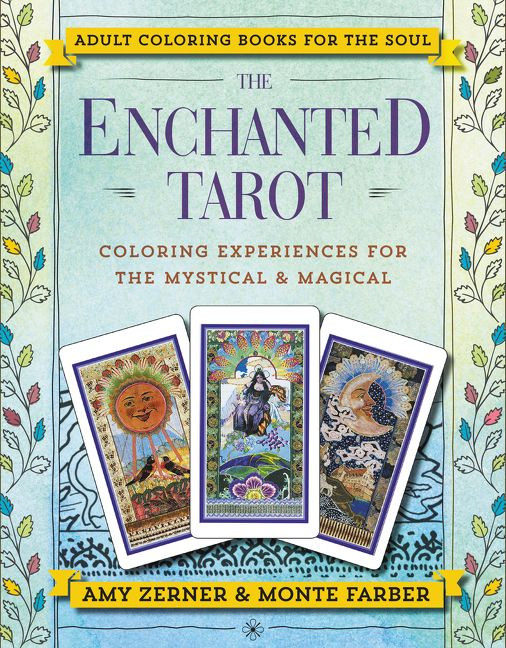 The Enchanted Tarot - Monte Farber - Paperback