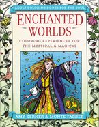 Enchanted Worlds Paperback  by Monte Farber
