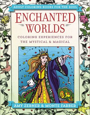 Enchanted Worlds book image