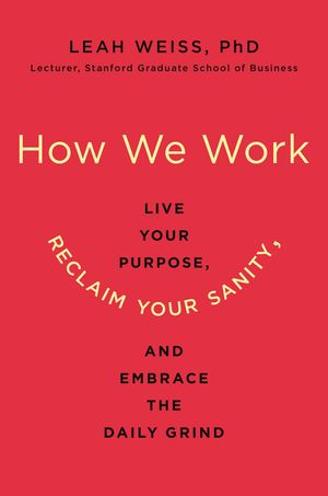 How We Work book image