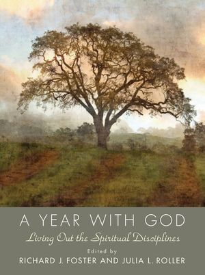 Year with God book image