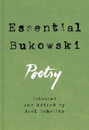 Essential Bukowski book image