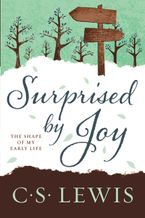 Surprised by Joy Paperback  by C.S. Lewis