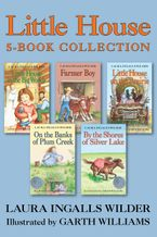 Little House 5-Book Collection eBook  by Laura Ingalls Wilder