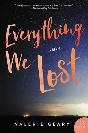 Everything We Lost book image