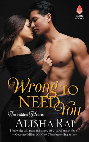 Wrong to Need You book image