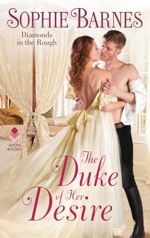 The Duke of Her Desire book image