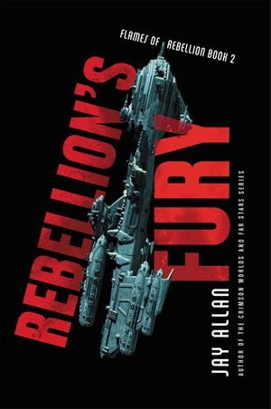 Rebellion's Fury book image