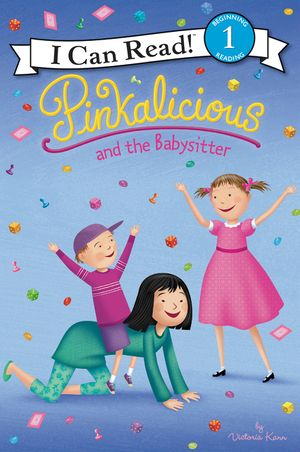 Pinkalicious and the Babysitter book image