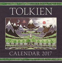 Tolkien Calendar 2017