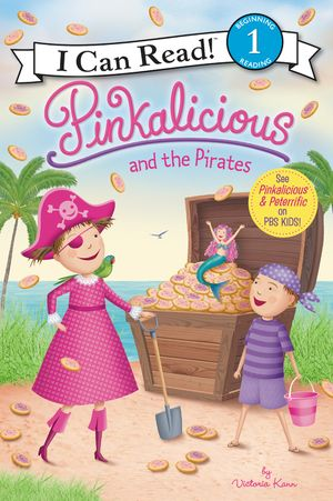 Pinkalicious and the Pirates book image