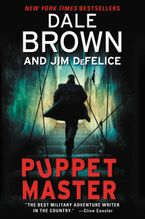 Puppet Master Hardcover  by Dale Brown