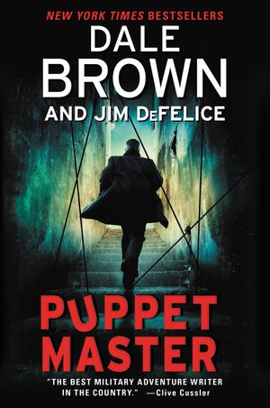 Puppet Master book image