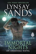Immortal Nights Hardcover  by Lynsay Sands