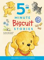 Biscuit: 5-Minute Biscuit Stories Hardcover  by Alyssa Satin Capucilli