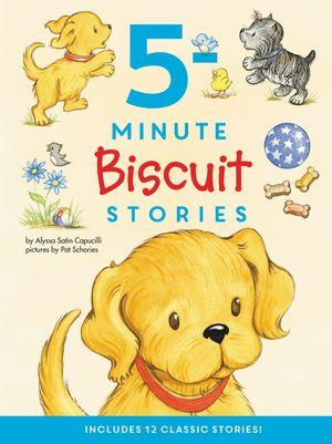 Biscuit: 5-Minute Biscuit Stories book image