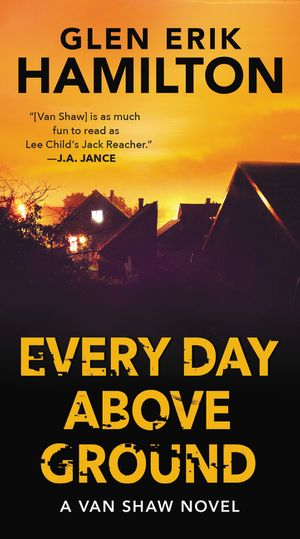 Every Day Above Ground book image