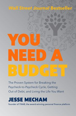 Cover image - You Need A Budget